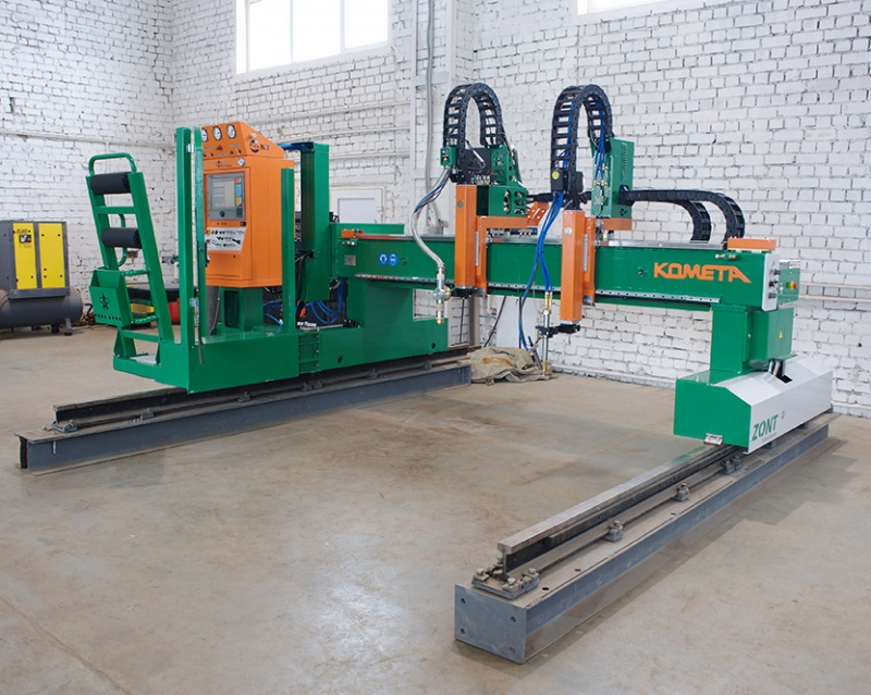 Gantry machines CNC