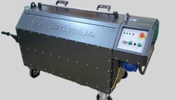 Bitumen heater